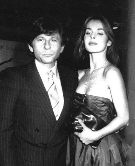 Nastassja Kinski med kjekk, Kjæreste Rick Yune
