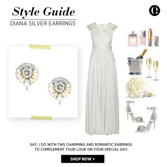 Bridal Style Guide - Wedding Day