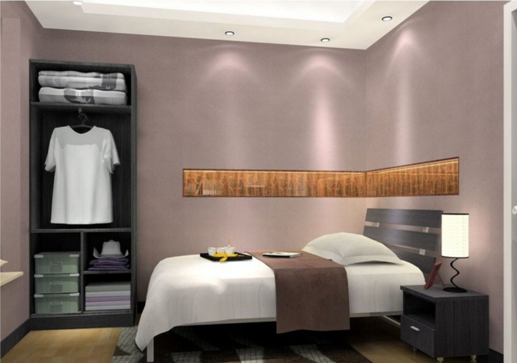 Simple Modern Bedroom Design Endearing Simple Modern Bedroom Design  Bedroom Interior Decorating Check Inspiration Design