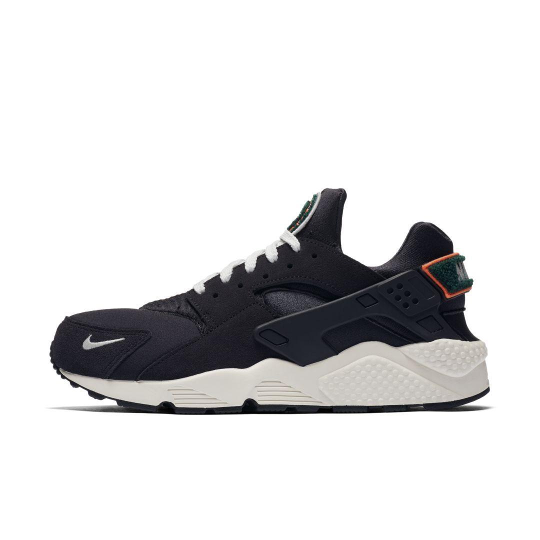 835c2b13a4b67 Nike Air Huarache Premium Men s Shoe Size 10 (Oil Grey)