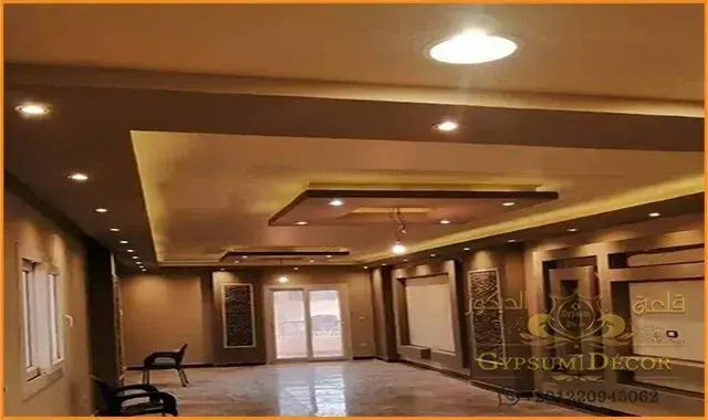 اسقف جبس بورد 2021 Modern Decor Interior Design Modern House