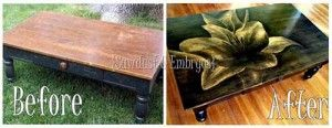 Transforming Your Coffee Table