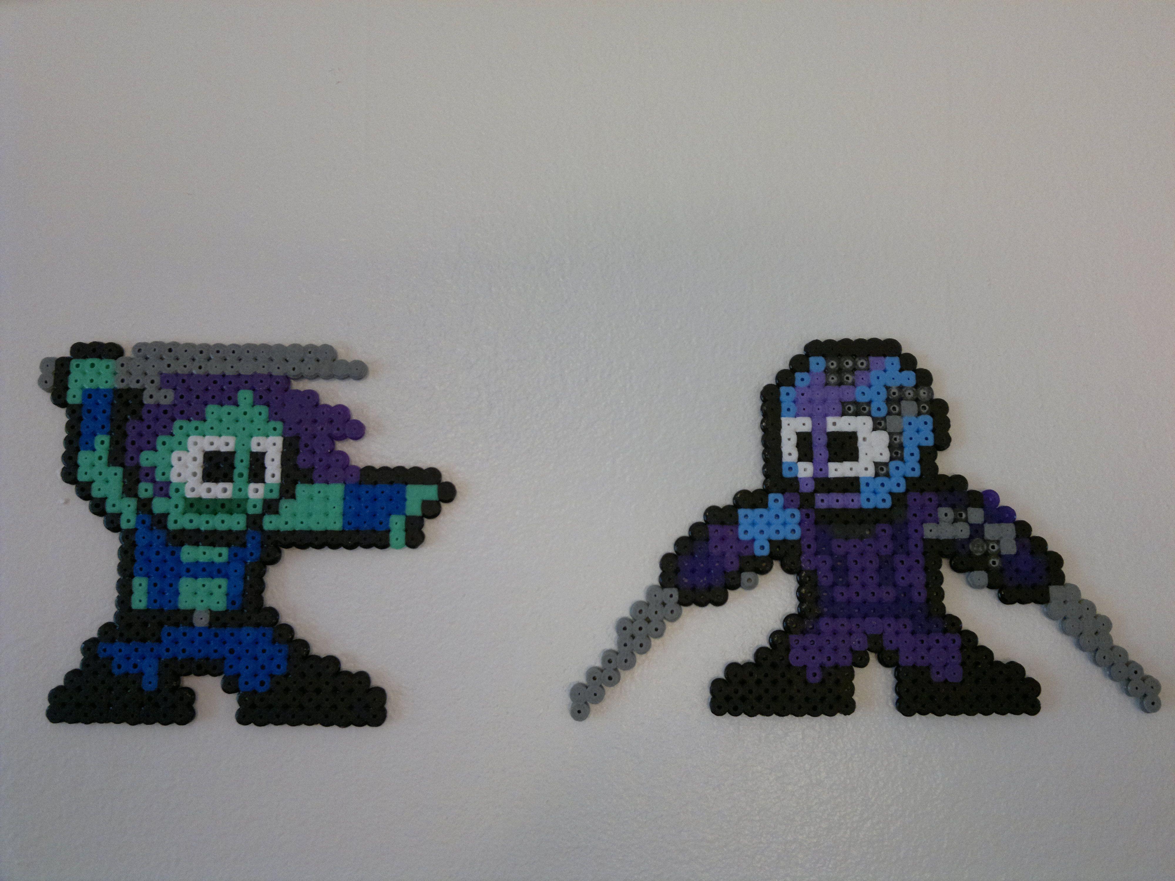 Guardians of the Galaxy - Gamora vs Nebula