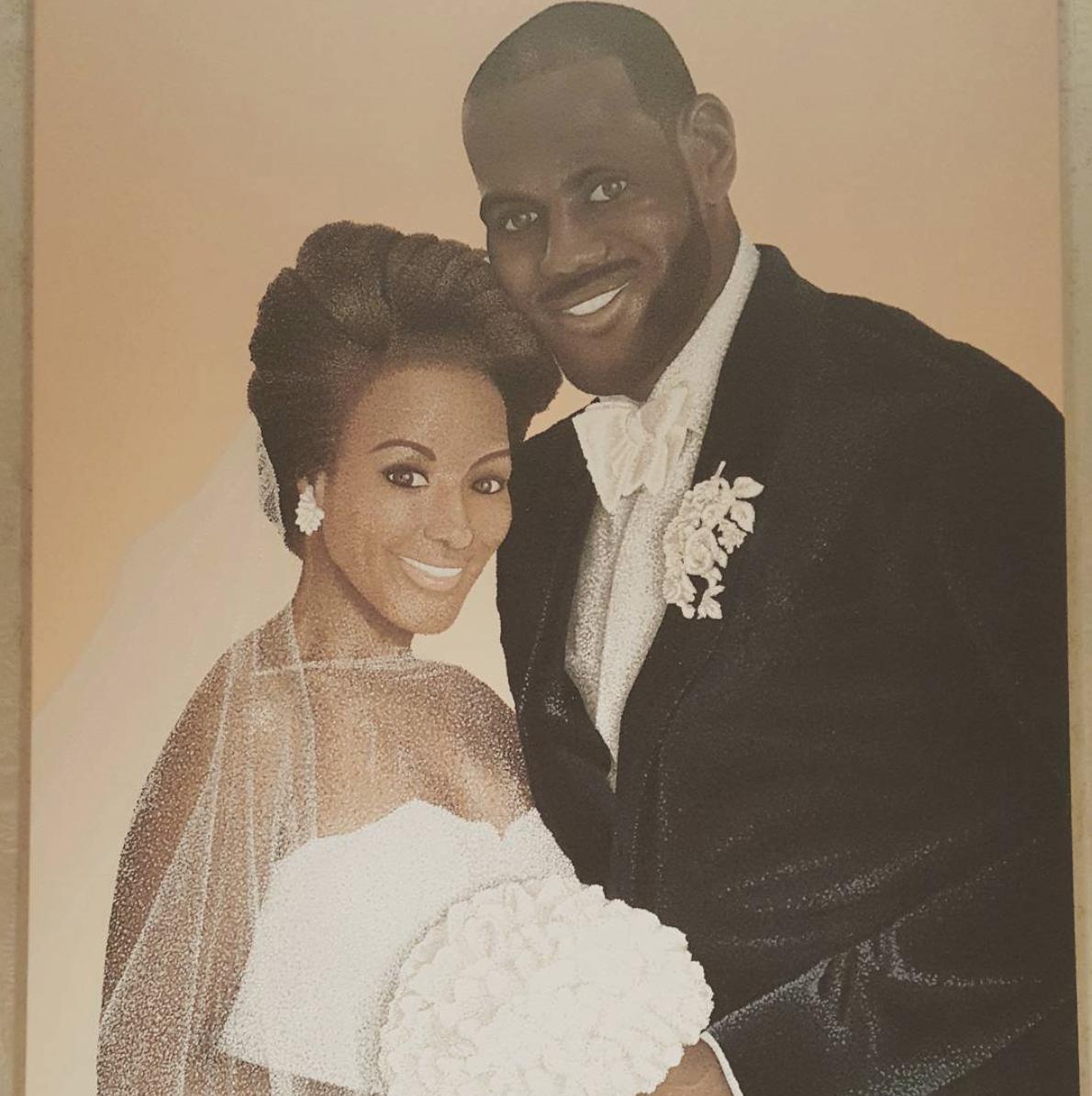 23 Times Lebron James And His Wife Savannah Were The Perfect Pair In 2020 Lebron James King Lebron James Savannah Chat