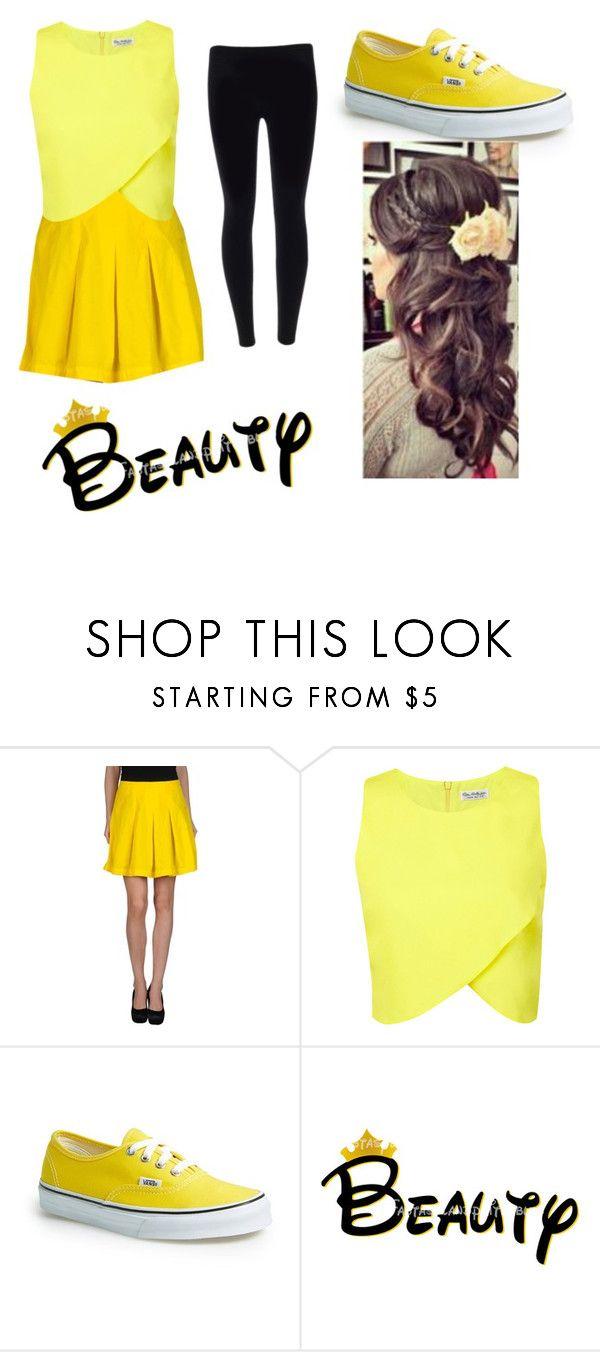 Yellow dress like belle  Modern Princess Belle