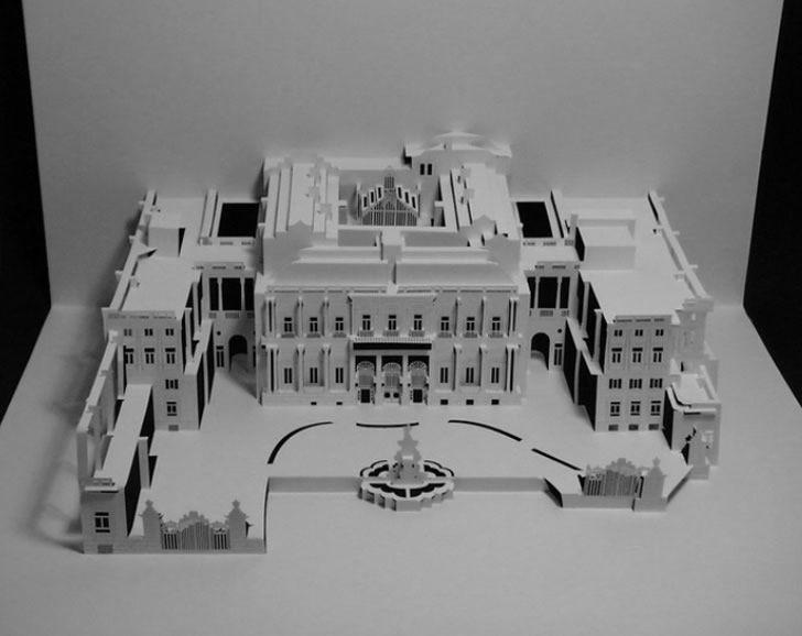 Ingrid Siliakus Origamic Architecture