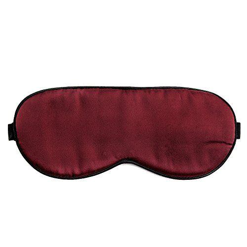 Sleep Mask, Eye Mask, Dealgadgets [100% Pure Silk] Sleep Mask Facial Eye Beauty (Silk Mask, Wine Red) Dealgadgets http://www.amazon.com/dp/B00R43PR2M/ref=cm_sw_r_pi_dp_Q5Owvb1B2J0HJ
