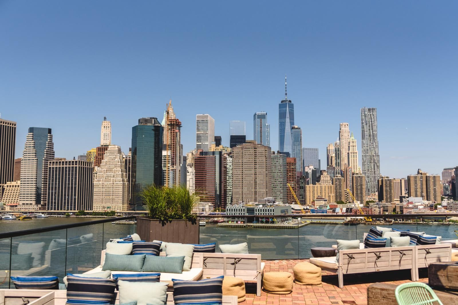 The 35 Best Rooftop Bars In New York New York Rooftop Bar New York Rooftop Rooftop Bar