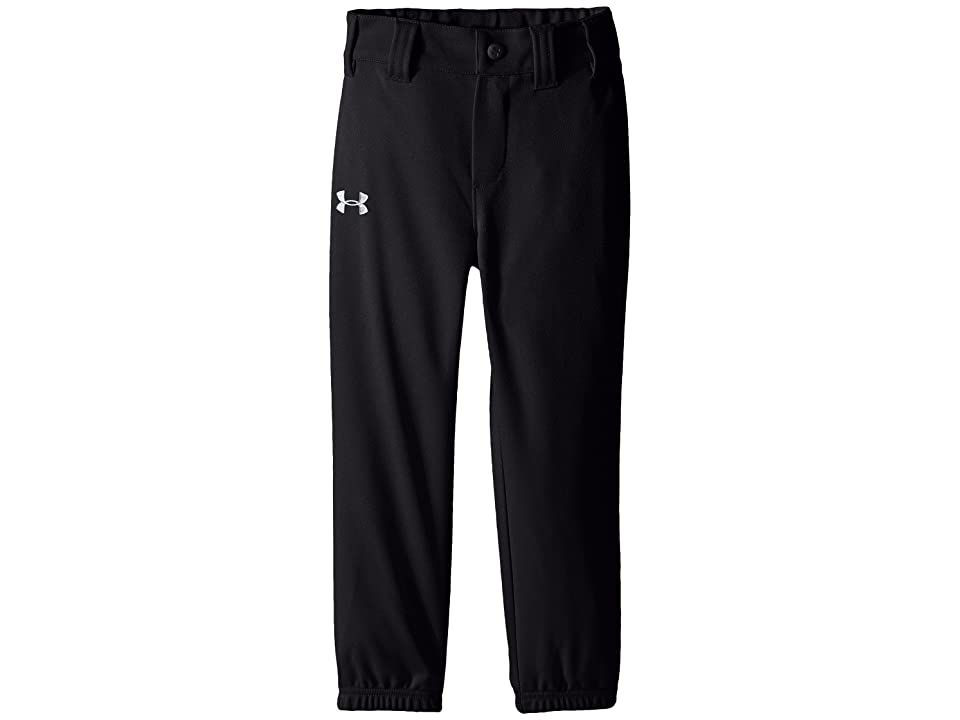 Under Armour Kids Baseball Pants Little Kids Big Kids Black Boy S Casual Pants Bases Are Loaded And Y In 2020 Under Armour Kids Boys Casual Under Armour Apparel