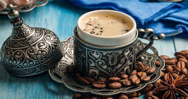 Картинки по запросу güzel türk kahvesi sunumu