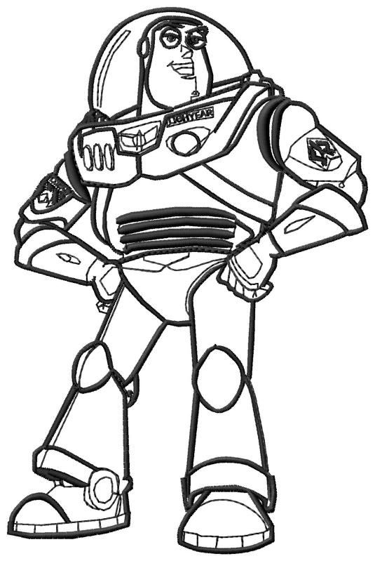 buzz thick lines
