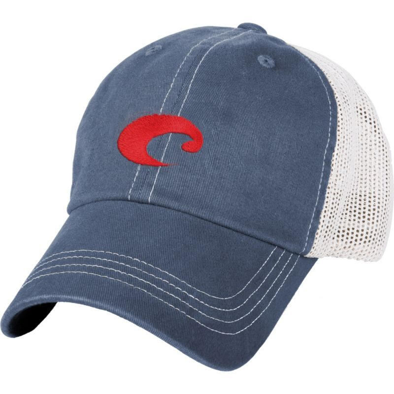 5362927a37f Costa Del Mar Adults  Bass XL Trucker Hat in 2019