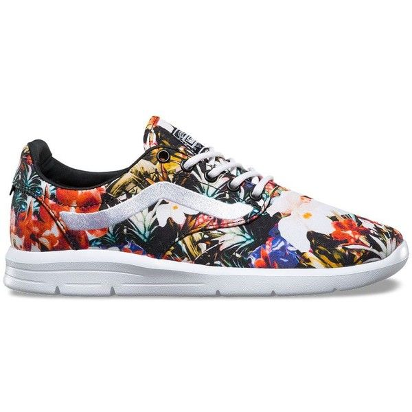 a84a82c0f1 Vans Cuban Floral Iso 1.5 ( 75) ❤ liked on Polyvore featuring shoes ...