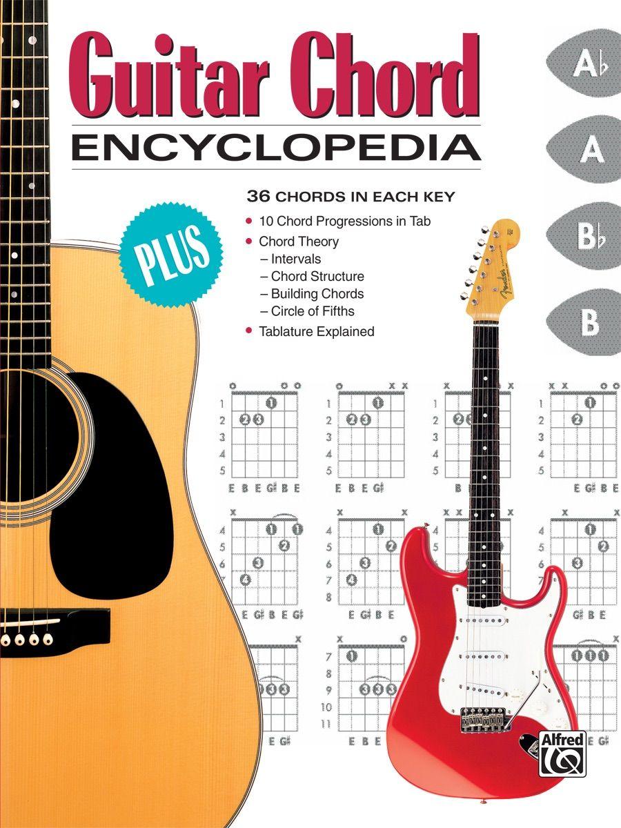 A Zguitar Chord Encyclopedia Affiliate Encyclopedia Books Chord Download Ad Guitar Chords Guitar Encyclopedia Books