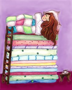 Princess and the pea syndrome