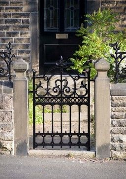 Heritage Cast Iron Usa Traditional Fencing Other Metro Wiemann Metalcraft