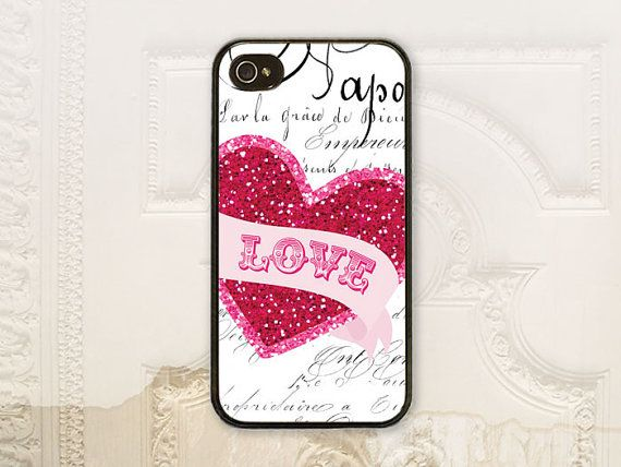 Bride phone case iPhone 4 4S 5 5S, Galaxy S3 & S4 by LilStinkerDesign, $17.99+  Here's a gorgeous Valentines Day phone case to purchase for yourself or as a gift