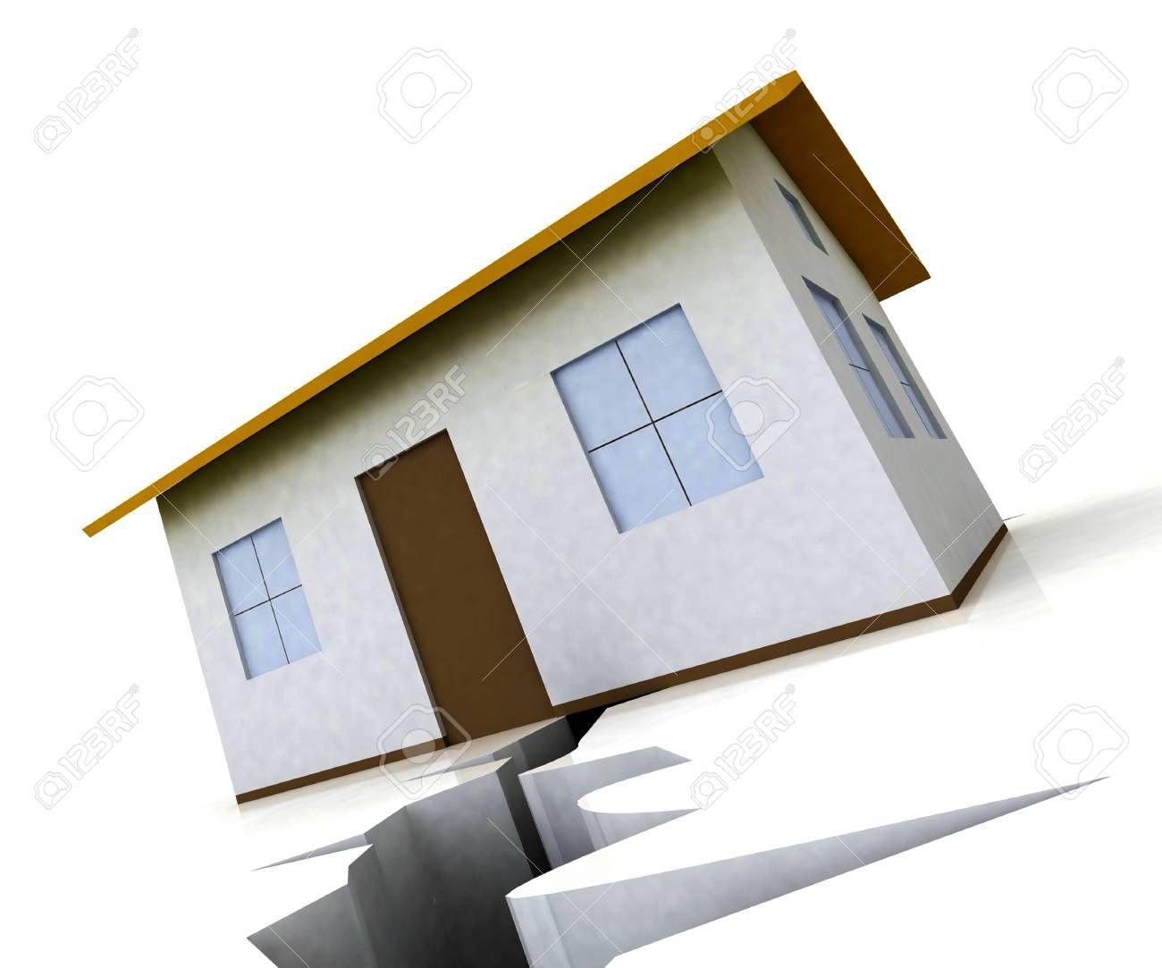 Divorce House Split House Depicts Legal Sharing Of Property After Divorcing Justice Or Lawsuit Settlement Sho In 2020 Vector Illustration Illustration 3d Illustration