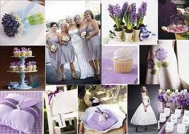 Lavender Purple Wedding Color Trend 2013