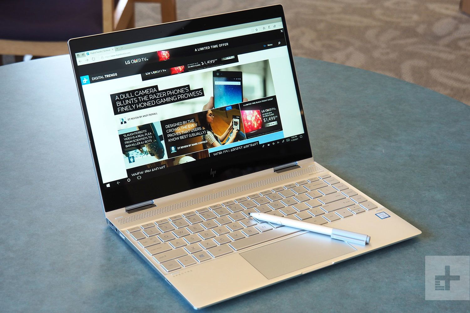 Take 250 Off The Hp Spectre X360 Laptop With This Presidents Day Sale Digital Trends Best Laptops Laptop Deals Used Laptops