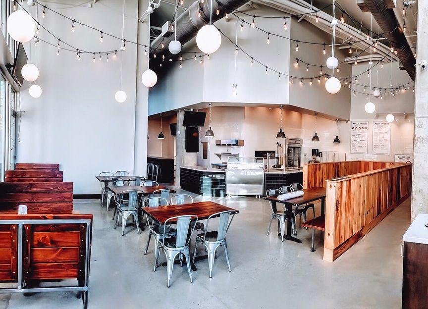 Your Pie Grant Park in Atlanta, GA. Store design, Home