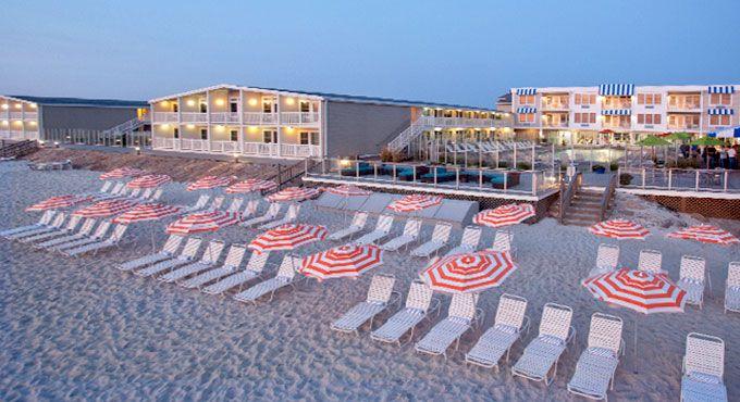 Sea Crest Beach Hotel Falmouth Maine Places I D Like To Go
