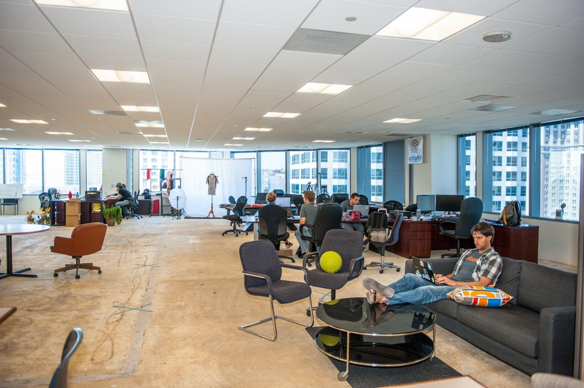 Casual Office Space Tech Google Search Office Desig