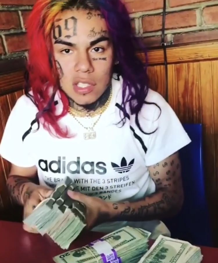 Pin by Gina A on Tekashi69 in 2019 | Rapper, Types of music, Celebrities