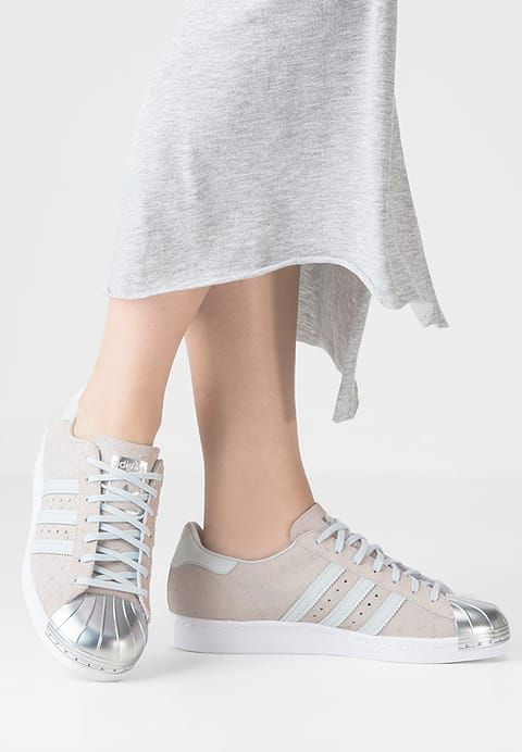 Chaussures adidas Originals SUPERSTAR 80S Baskets basses clear clear basses 25efdd