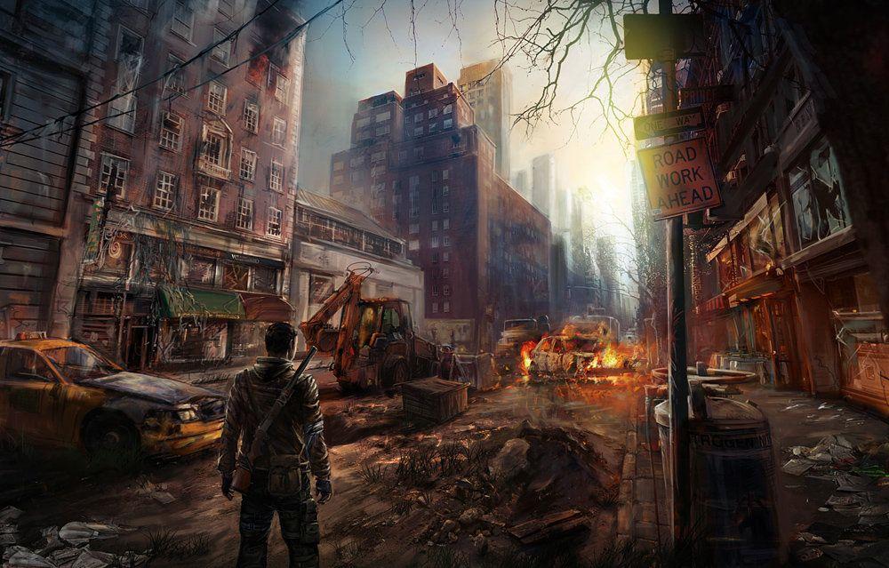 Zombie City, Michal Sa...