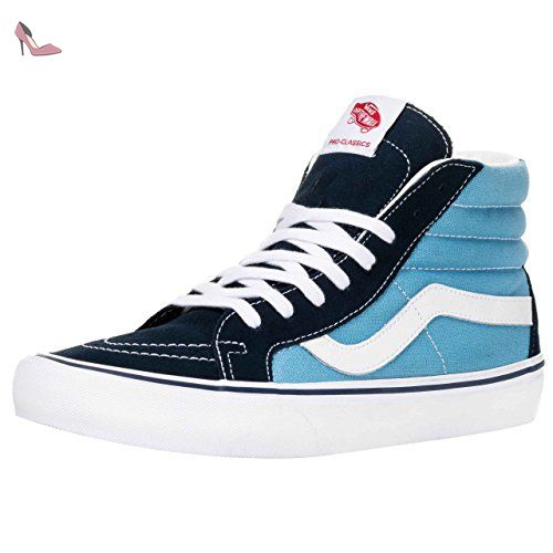 Vans Sk8-Hi Reissue Pro 50Th 86 Navy 7.5UK - Chaussures vans (*