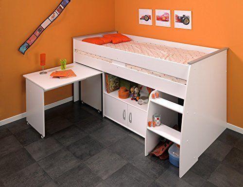 Parisot 2270COMB Ensemble de meubles chambre d\u0027enfant - Reverse Comb