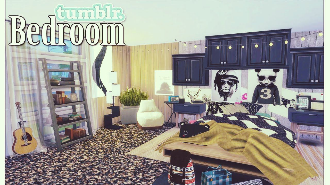 Sims 3 bedroom tumblr google search the sims 3 decor for Bedroom designs sims 4