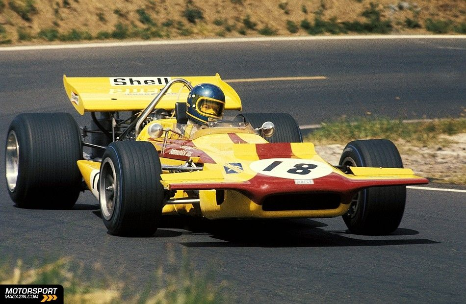 Ronnie Peterson, Charade 1970, March 701