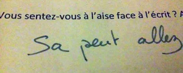 Bescherelle Ta Mère collectionne les fautes de français