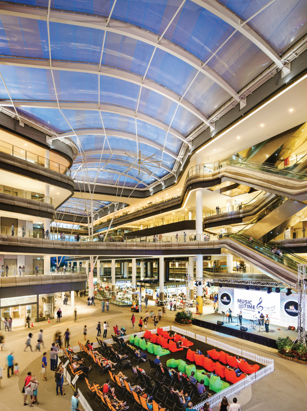 Our Tampines Hub Google Search Shopping Mall Interior Shopping Mall Tampines