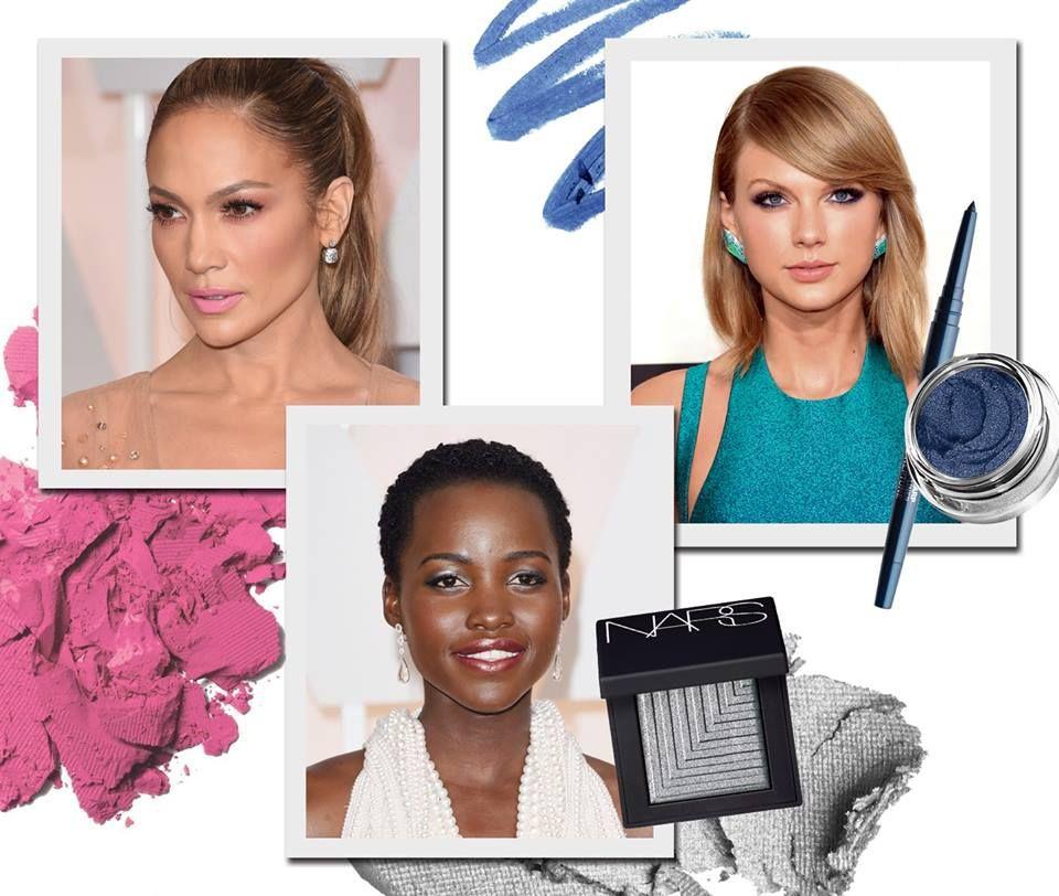Maquiagem para latinas, brancas e negras