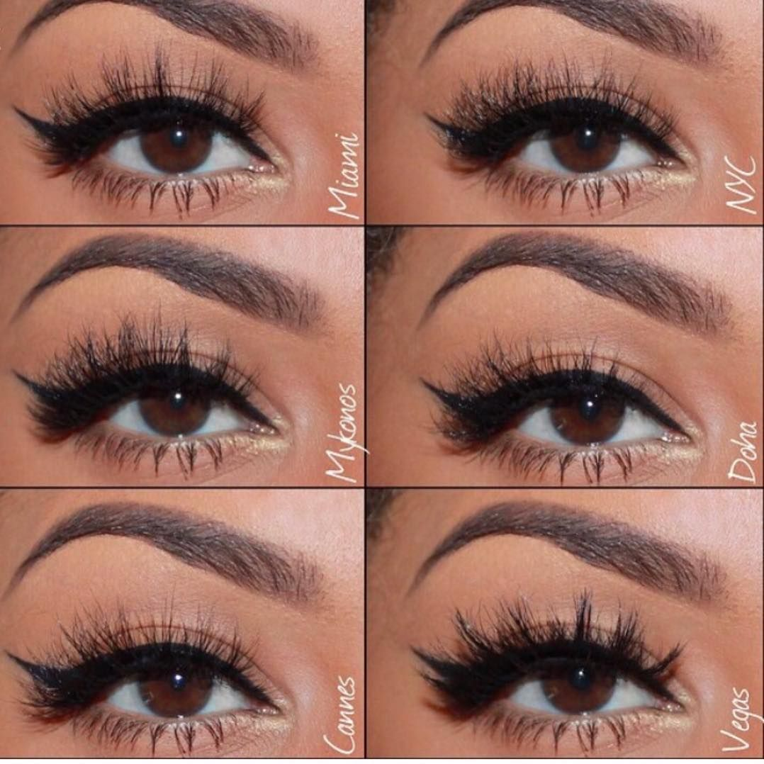 """Lilly Lashes (@lillylashes) on Instagram: """"Which lash is"""