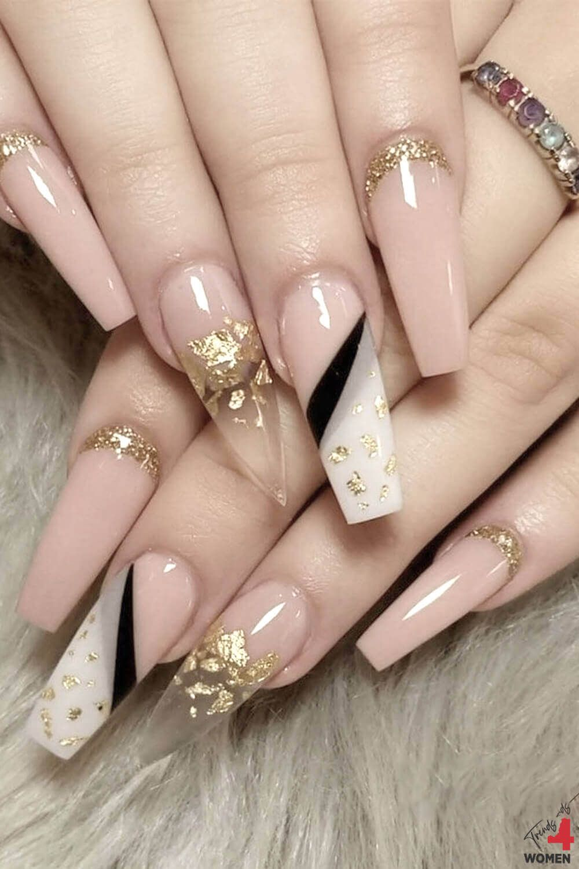 Lovely Acrylic Acrylic Nail Art Tutorial In 2020 Nails Design With Rhinestones Ombre Acrylic Nails Rhinestone Nails