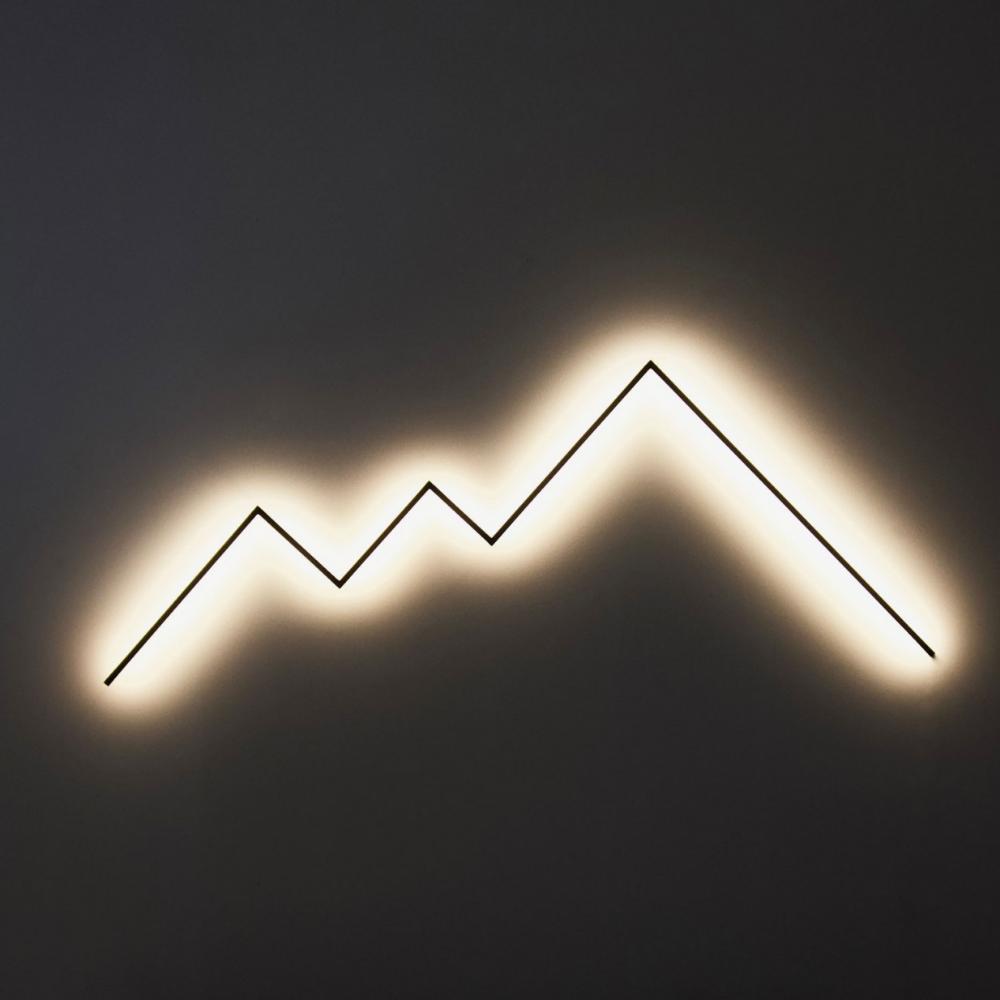 Simple Mountains Leuchte von REFLEKTION   Online kaufen bei