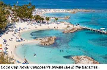 Coco Cay Bahamas Places Pinterest