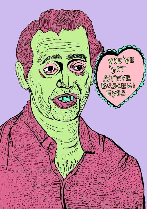 Steve buscemi valentine