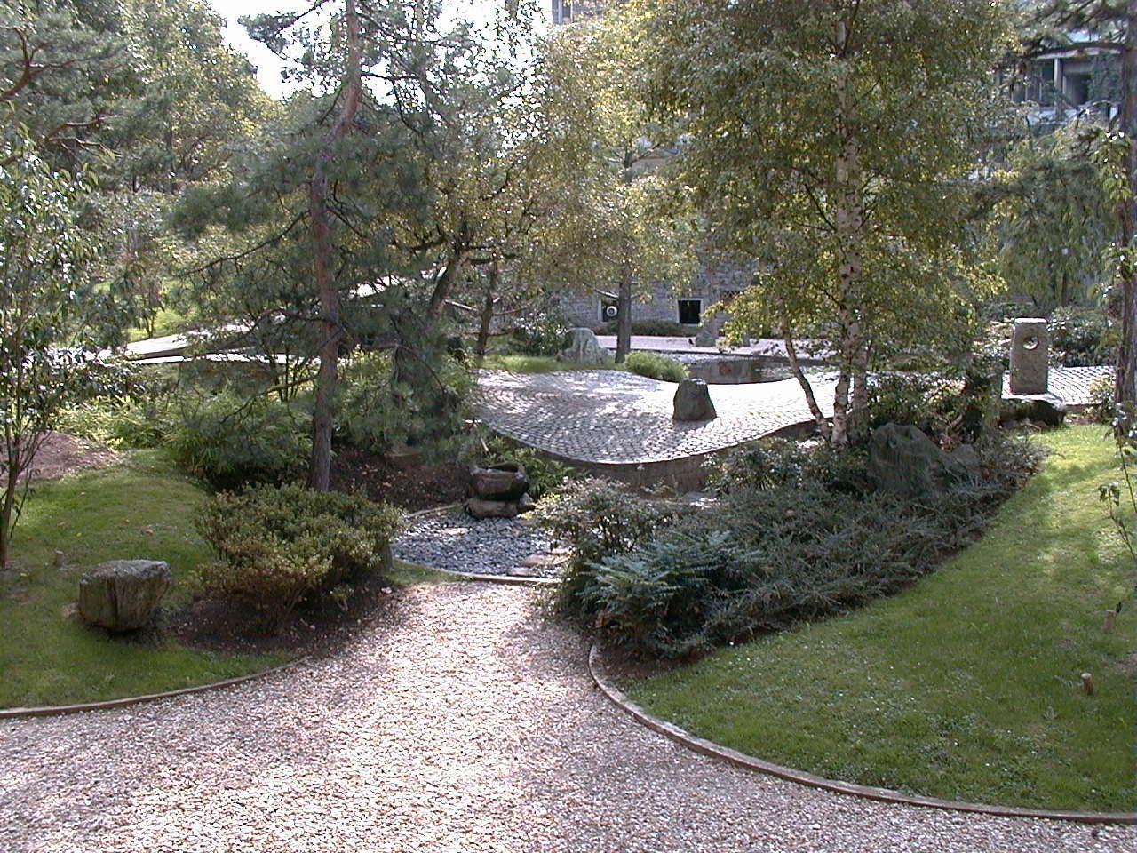 Jardin de la Paz\
