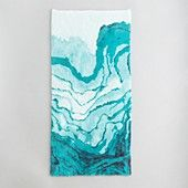 Genial Abyss Aqua Bath Rug