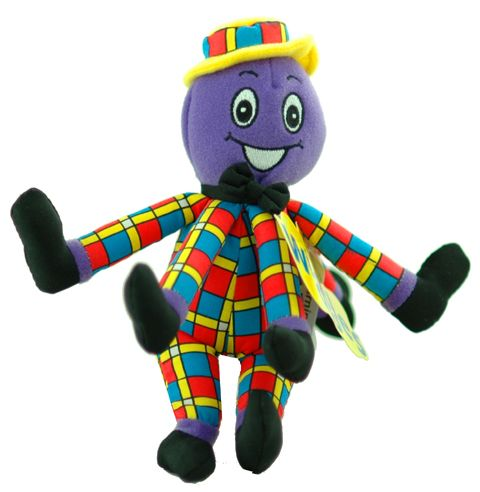 The Wiggles Henry The Octopus Plush Toy The Wiggles