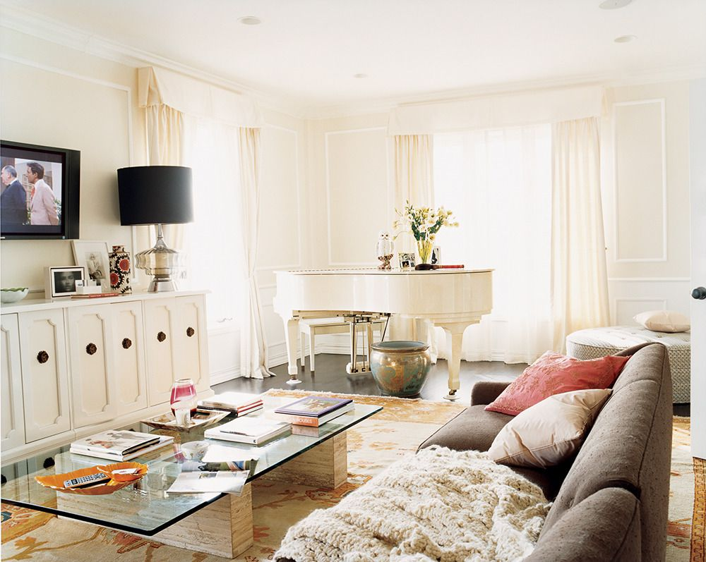 julianne moore\'s montauk hideout | Ethereal, Moldings and Sunlight