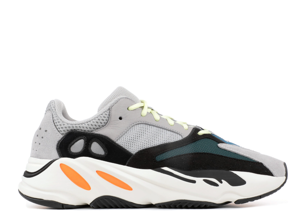 Yeezy Boost 700 Wave Runner Adidas B75571 Solid Grey Chalk White Core Black Sneakers Men Fashion Sneakers Sneakers Fashion