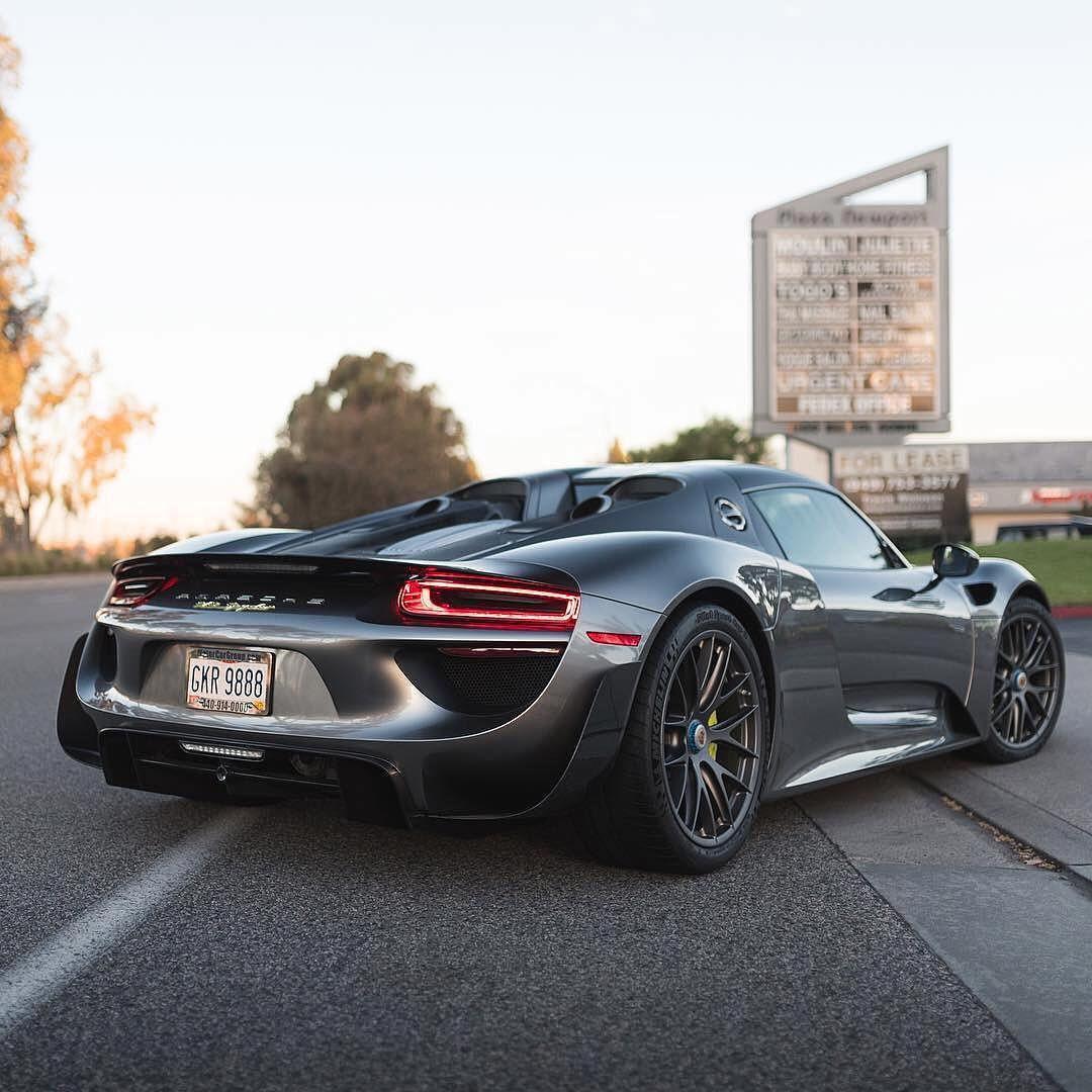 Porsche 918 Spyder Concept: 1,232 Curtidas, 4 Comentários - Blacklist Lifestyle