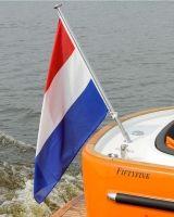 wouw wat een mooie vlaggenstok bij www.tijssenwatersport.nl