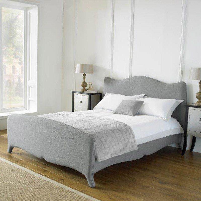 Costco UK - Parisienne Bedframe in Silver/Blue, Super King | Home ...